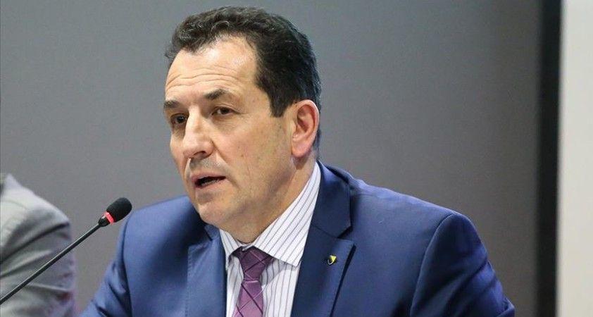 Bosna Hersek Güvenlik Bakanı Cikotic Kovid-19'a yakalandı