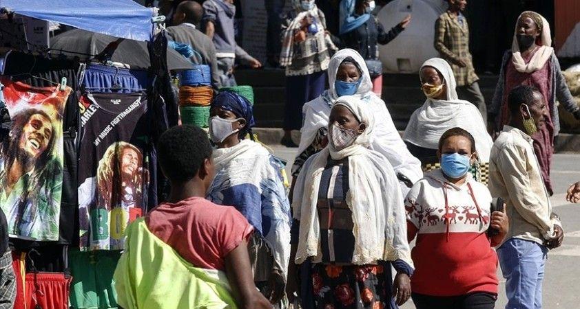 Afrika kıtasında Kovid-19 vaka sayısı 2 milyon 867 bini geçti