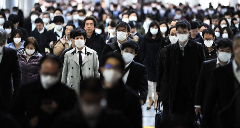 Japonya'da Kovid-19 vaka sayısı 4 bini geçti