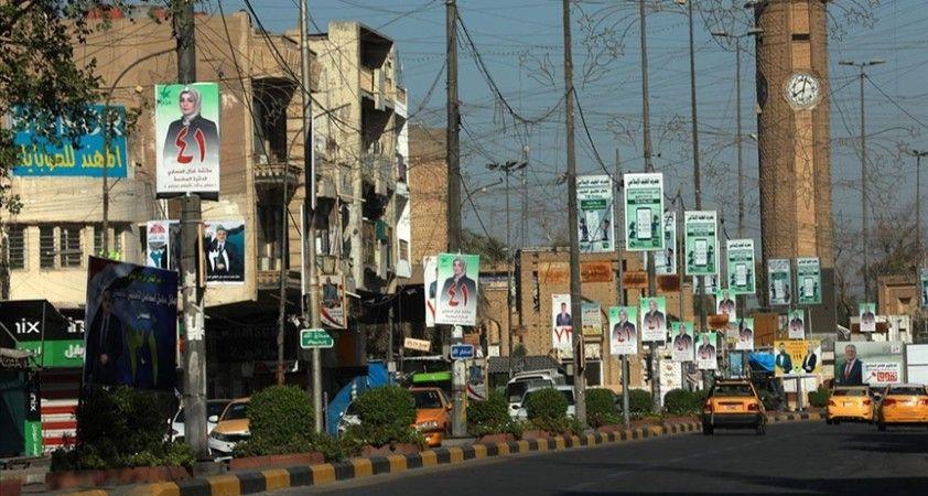 Irak'ta Şii dini merci Sistani, halkı seçime katılmaya çağırdı