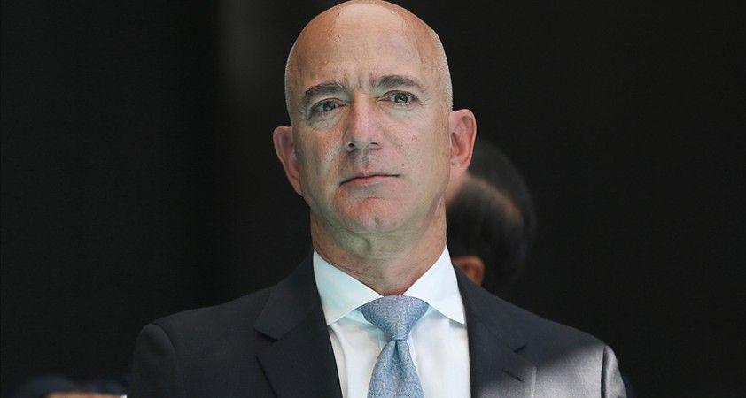 Amazon'un kurucusu Bezos, iklim değişikliğiyle mücadele için 10 milyar dolar harcamayı hedefliyor