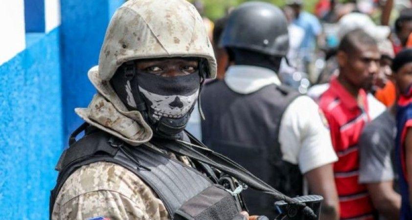 ABD Haiti'nin askeri destek talebini reddetti