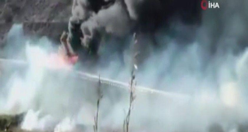 Meksika'da gaz boru hattında patlama: 6 ölü