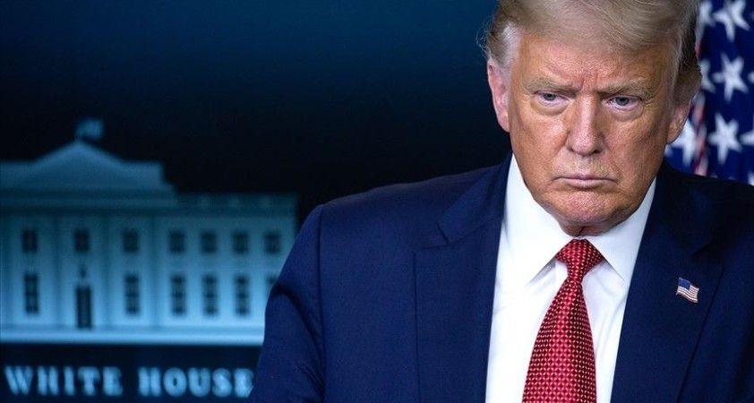 Senatodaki azil yargılamasında aklanan Trump, mahkemelerde yargılanabilir