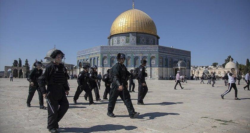 Filistin: Mescid-i Aksa'yı Yahudi baskınlarından korumak için Arap devletleri ile koordinasyon çabaları sürüyor