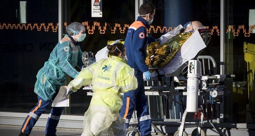 Fransa'da Kovid-19 nedeniyle son 24 saatte 302 kişi öldü