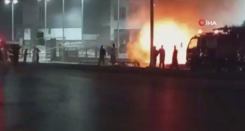 Pakistan'da patlama: 6 yaralı