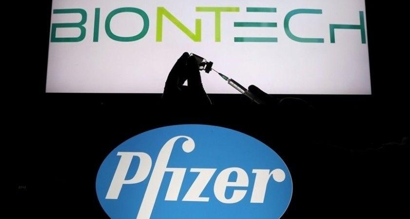 İsrail'deki araştırmaya göre Pfizer-BionTech aşısının ilk dozu Kovid-19'a karşı yüzde 75 etkili