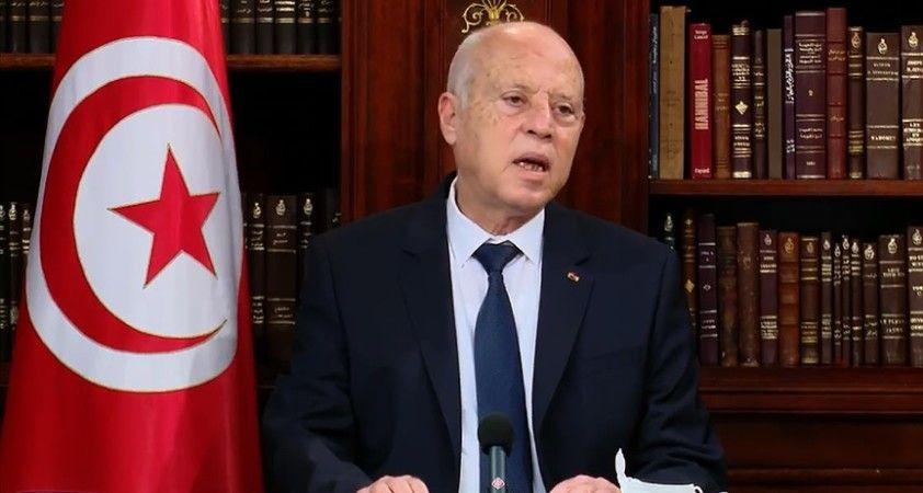 Tunus Cumhurbaşkanı Said: Geri dönüşe imkan yok