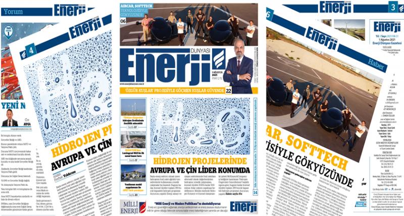 Enerji Dünyası E-Gazete - Ağustos 2021
