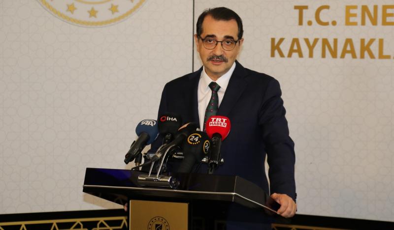Enerji ve Tabii Kaynaklar Bakanı Fatih Dönmez: 'Enerji Arzı Aksamadan Sürecektir'