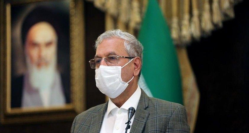 İran Hükümet Sözcüsü Rebii: Yaptırımların kalkmaması nedeniyle Ek Protokol'den çıkıyoruz