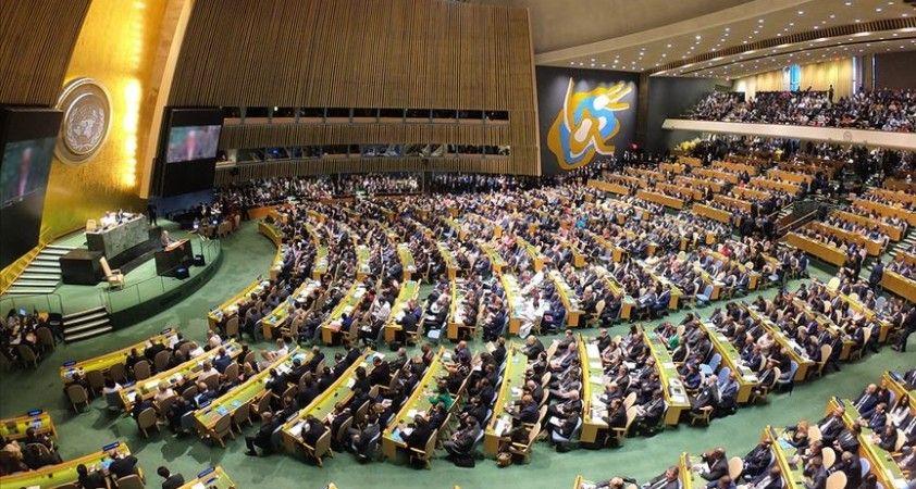 BM Zirvesi'nde Afganistan, Kovid-19 ve iklim değişikliği konuları öne çıkacak