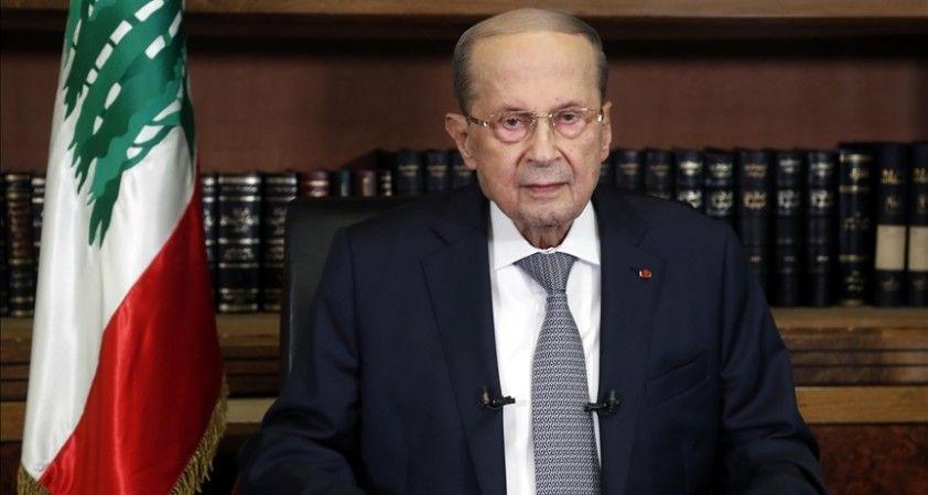 Lübnan Cumhurbaşkanı Avn: Ordu, Lübnan'da hala istikrar ve ulusal birliğin en emin garantisi