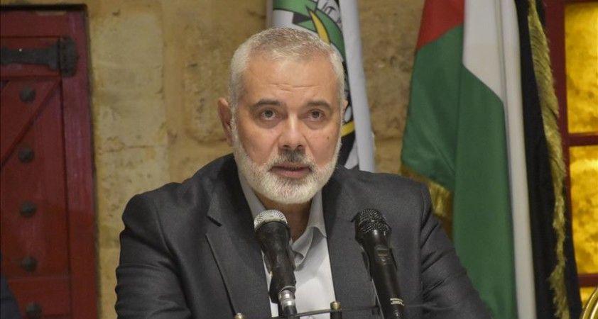 Heniyye: Filistin meselesini tasfiye etmek isteyen Trump yok oldu ama Kudüs yok olmayacak