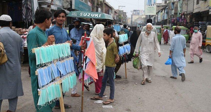 Pakistan'da Kovid-19 vaka sayısı 192 bini aştı