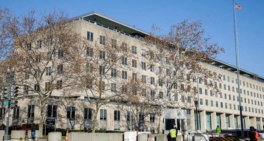 ABD Dışişleri Sözcüsü: İran'ın nükleer anlaşma koşullarından uzaklaşacak adımlarından endişeliyiz