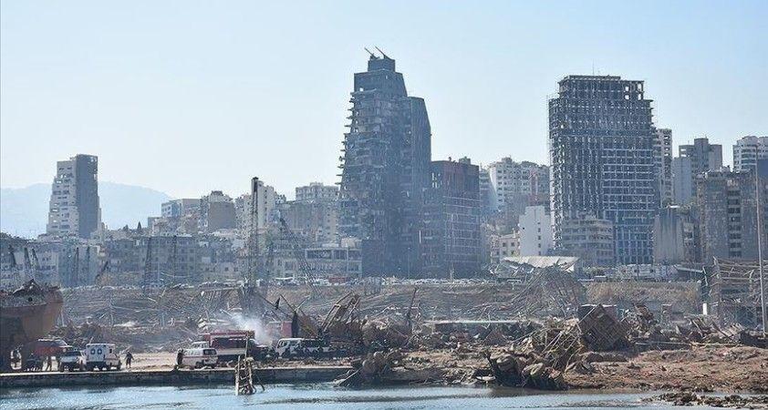 Dünya Bankası: Beyrut'taki patlama 4,6 milyar dolara varan fiziksel hasara neden oldu