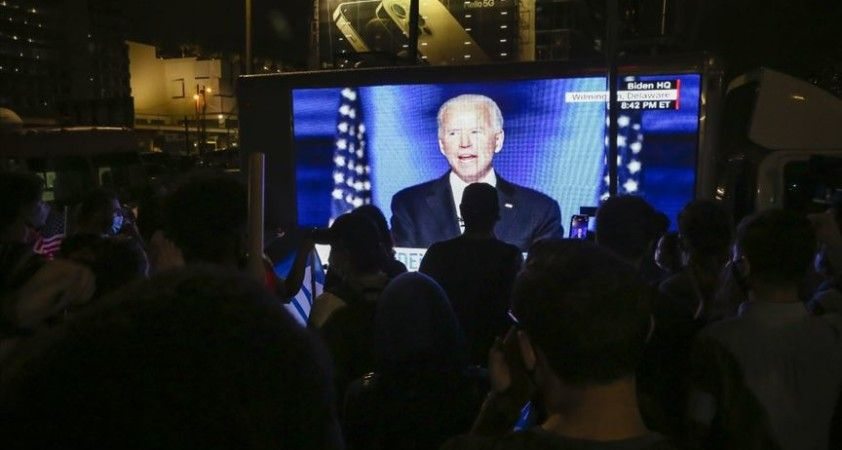 ABD'deki Müslüman liderler Biden'ın başkanlığa seçilmesinden memnun