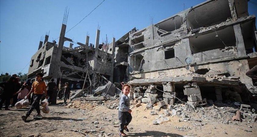 Le Monde: İsrail'in Filistin'de yaptıklarına apartheid demek duruma gittikçe daha çok uyuyor