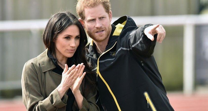 Prens Harry ve Meghan Markle'dan Prens Philip için taziye mesajı