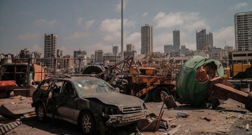 Lübnan Ordusu: Kayıpları arama çalışmaları devam ediyor