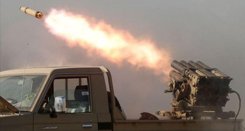 Suriye'deki ABD üssüne füzeli saldırı: ABD'li askerler yaralandı