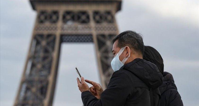 Fransa'da son 24 saatte 16 bin 101 yeni vaka