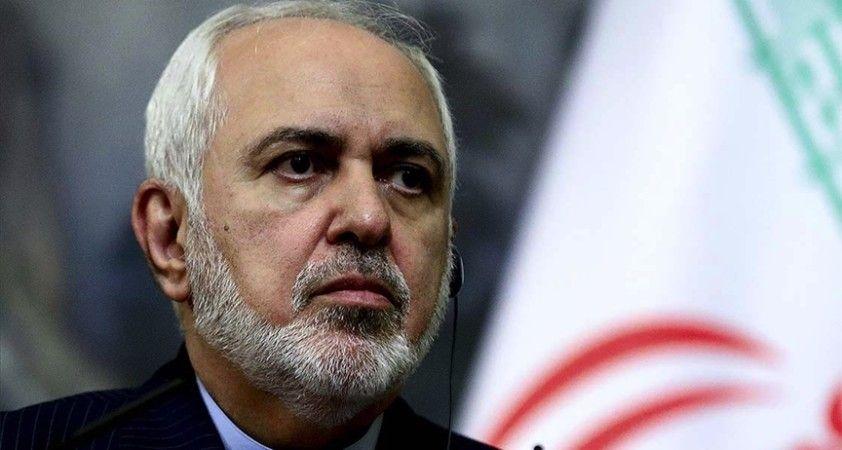 İran Dışişleri Bakanı Zarif nükleer anlaşmayı tekrar müzakere etmeyeceklerini yineledi
