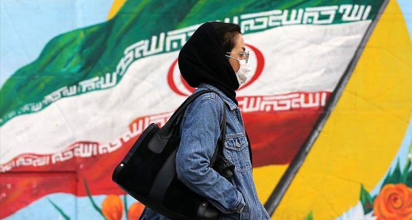 İran'da son 24 saatte Kovid-19'dan 274 kişi hayatını kaybetti