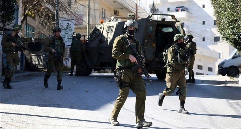 İsrail güçleri Batı Şeria'da bir Filistinliyi yaraladı