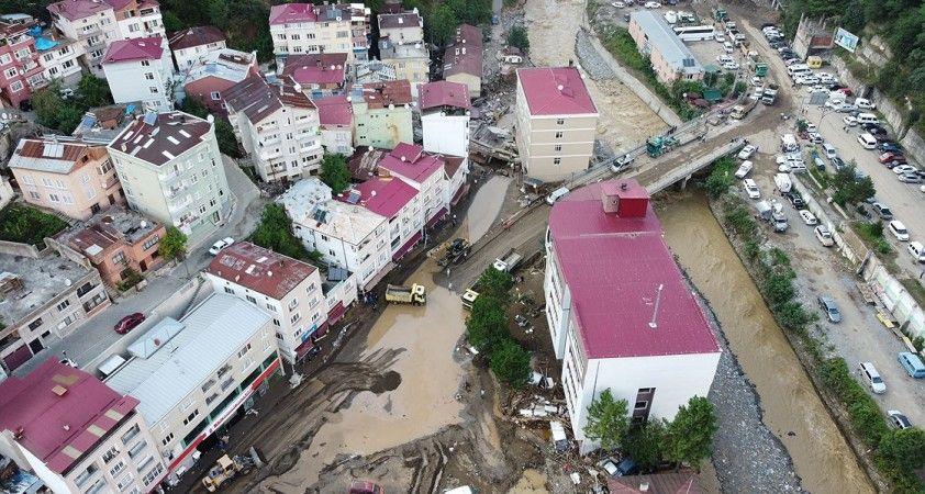 Hazine ve Maliye Bakanlığınca Giresun'daki mükellefler mücbir sebep kapsamına alındı