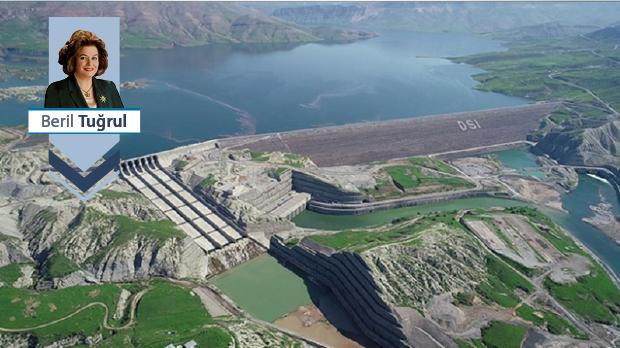 Ilısu barajı ve enerji politik önemi