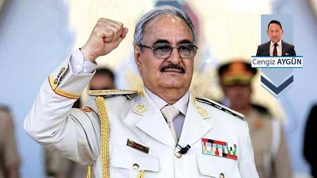 Libya'da Hafter'in şalteri indirildi