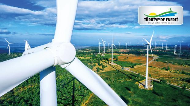 Rüzgar türbinlerine mobil bakım yapılıyor