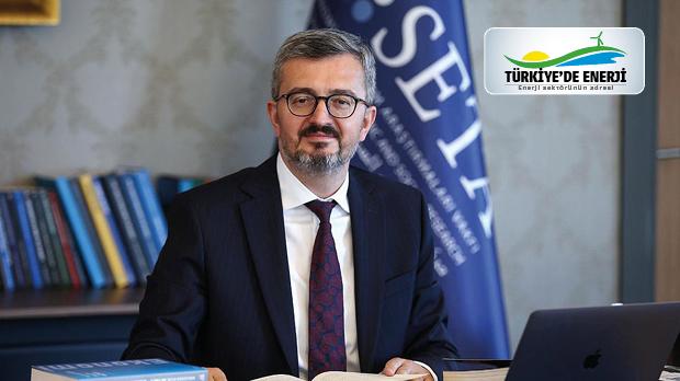 SETA Genel Koordinatörü Duran;