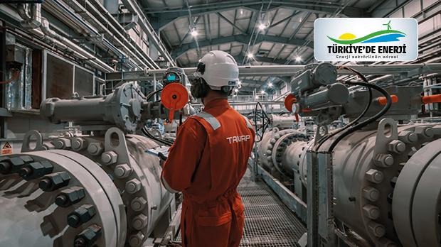 TANAP, doğalgaz taşımada rekora koşuyor