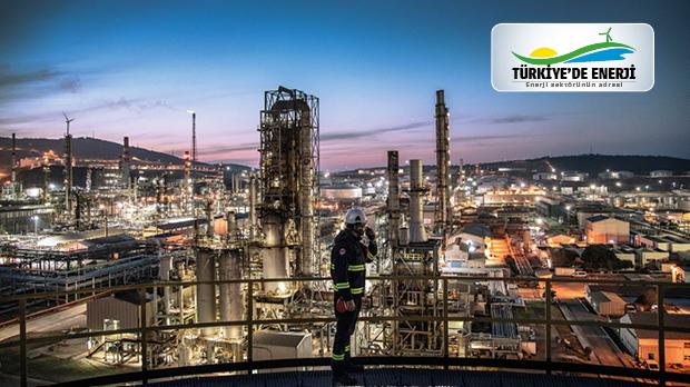 Tüpraş, Türkiye'nin enerji ihtiyacını karşılamaya devam ediyor