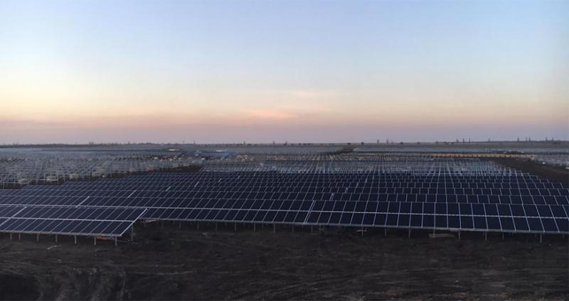 Ukrayna güneş panellerinde Türkiye'yi tercih etti