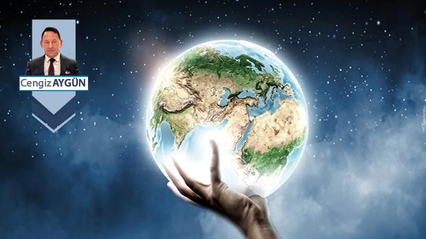 Yeni dünya düzeninin çatısı