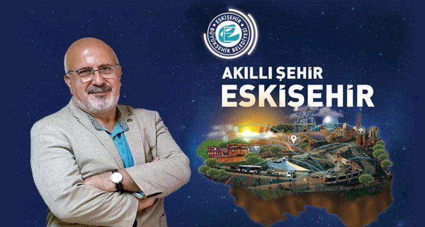 Akıllı şehir yolculuğu (XIX) Eskişehir
