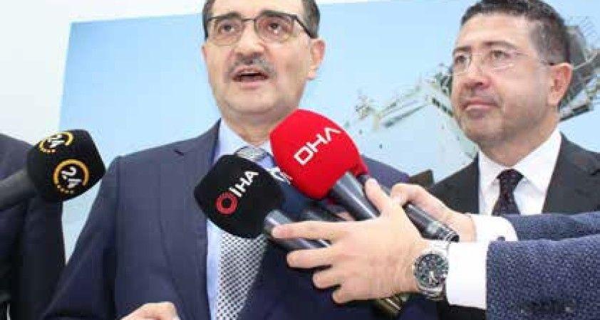 \'Doğu Akdeniz'de bulduğumuz enerjiyi milletimizle paylaşacağız\'