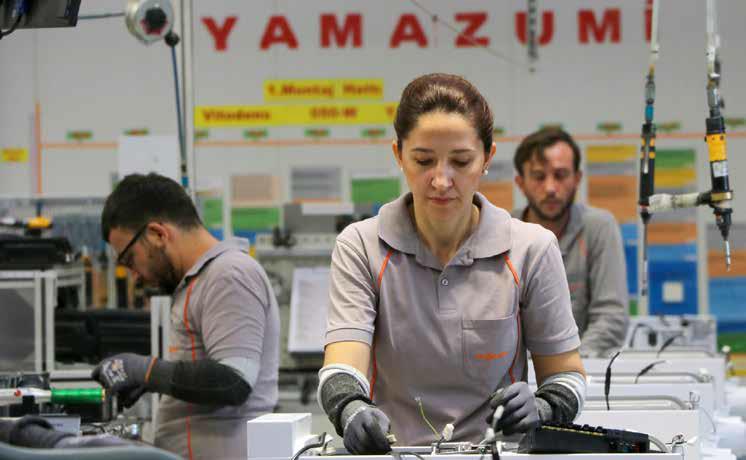 Viessmann Ege'de kadın çalışanları ile örnek oluyor