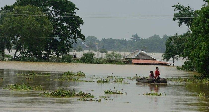 Hindistan'ın güneyindeki şiddetli yağışlar sonucu ölenlerin sayısı 24'e yükseldi