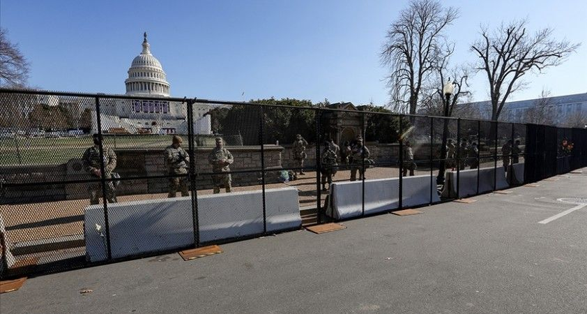 Pentagon Biden'ın yemin töreninde görev yapacak 25 bin askeri taramadan geçiriyor