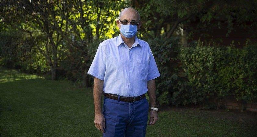 Koronavirüsü yenen Dr. Akpınar: Lokmaları yutmak için kendinizle mücadele ediyorsunuz