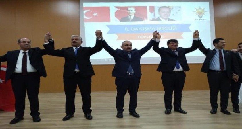 Osmaniye'de Saadet Partili ve CHP'li iki belediye başkanı AK Parti'ye geçti