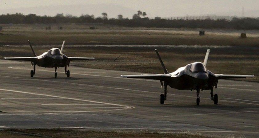 Trump'ın BAE'ye 50 adet F35 savaş uçağı ve 18 adet SİHA satışına onay verdiği iddia edildi