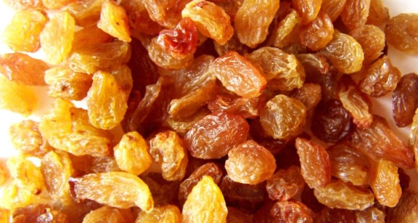 Türkiye kuru üzüm üretiminde açık ara dünya lideri