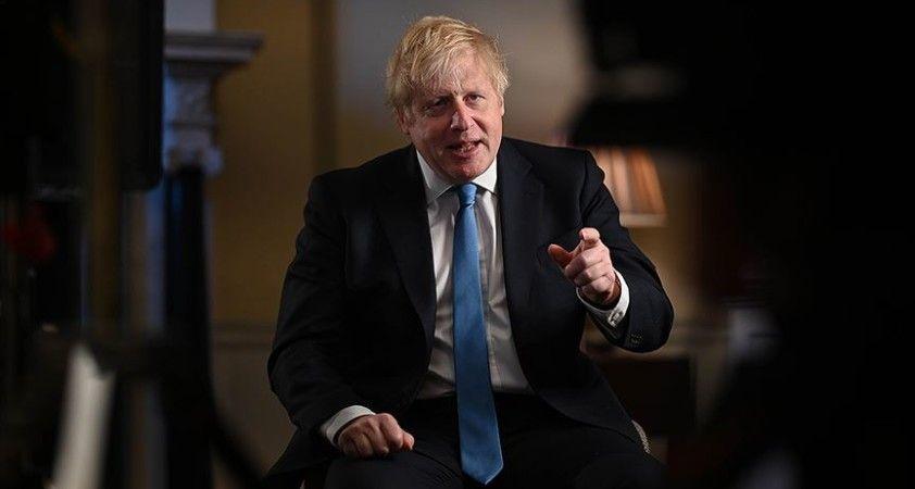 İngiltere Başbakanı Johnson: 'İşler iyiye gitmeden önce daha da kötüleşecek'